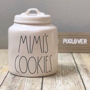 RAE DUNN canister { MIMI'S COOKIES }